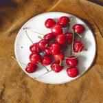 Panna Cotta mit marinierten Früchten