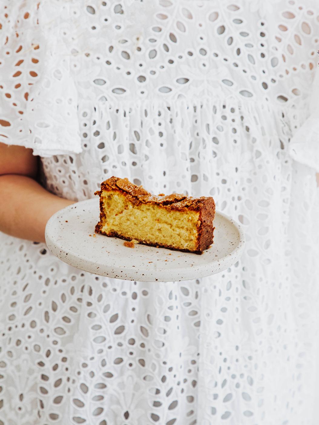 Zitronen-Oliven-Öl-Kuchen
